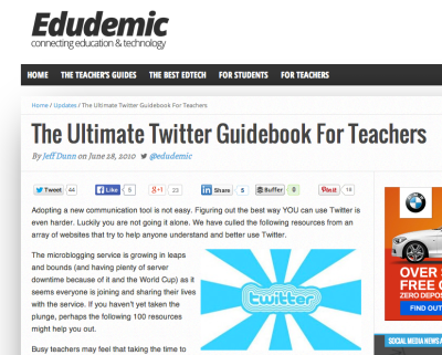 http://www.edudemic.com/the-ultimate-twitter-guidebook/